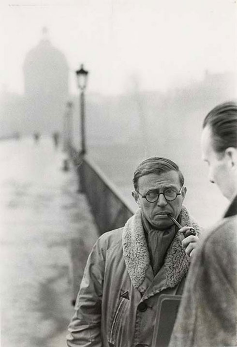 Sartre in 1946