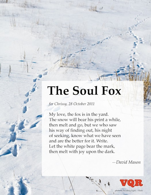 The Soul Fox by David Mason