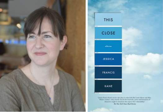 Jessica Francis Kane, author of This Close