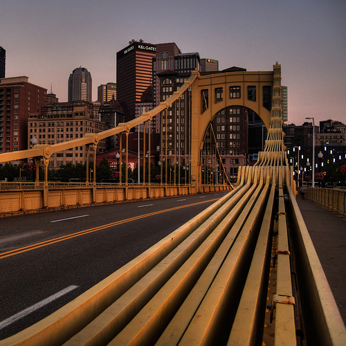 Pittsburgh by ecstaticist / Flickr