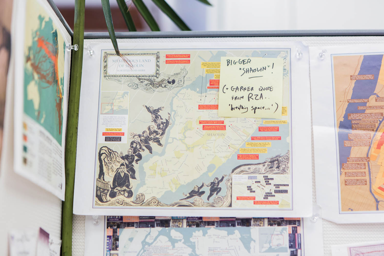 Solnits Subway Map Video.Joshua Jelly Schapiro Rebecca Solnit S Notes To Self Vqr Online