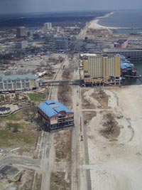 Gulfport from the Air