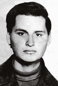 At the age of 15, Ilich Ramírez is the leader of the Communist party's youth wing.