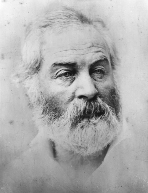 Walt Whitman, Charles Feinberg Collection, Library of Congress
