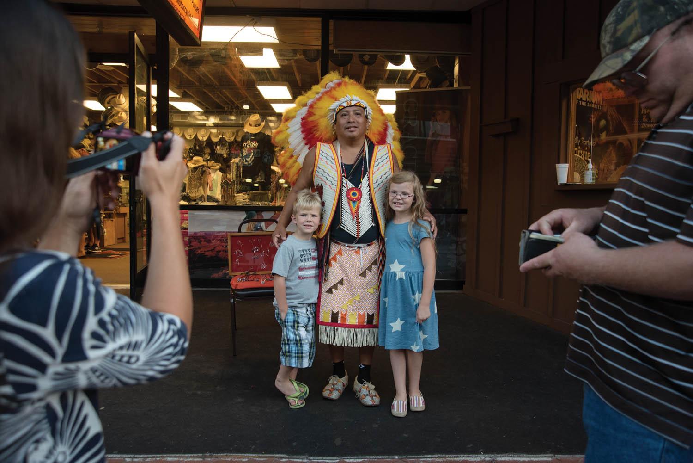 Chiefing in Cherokee | VQR Online
