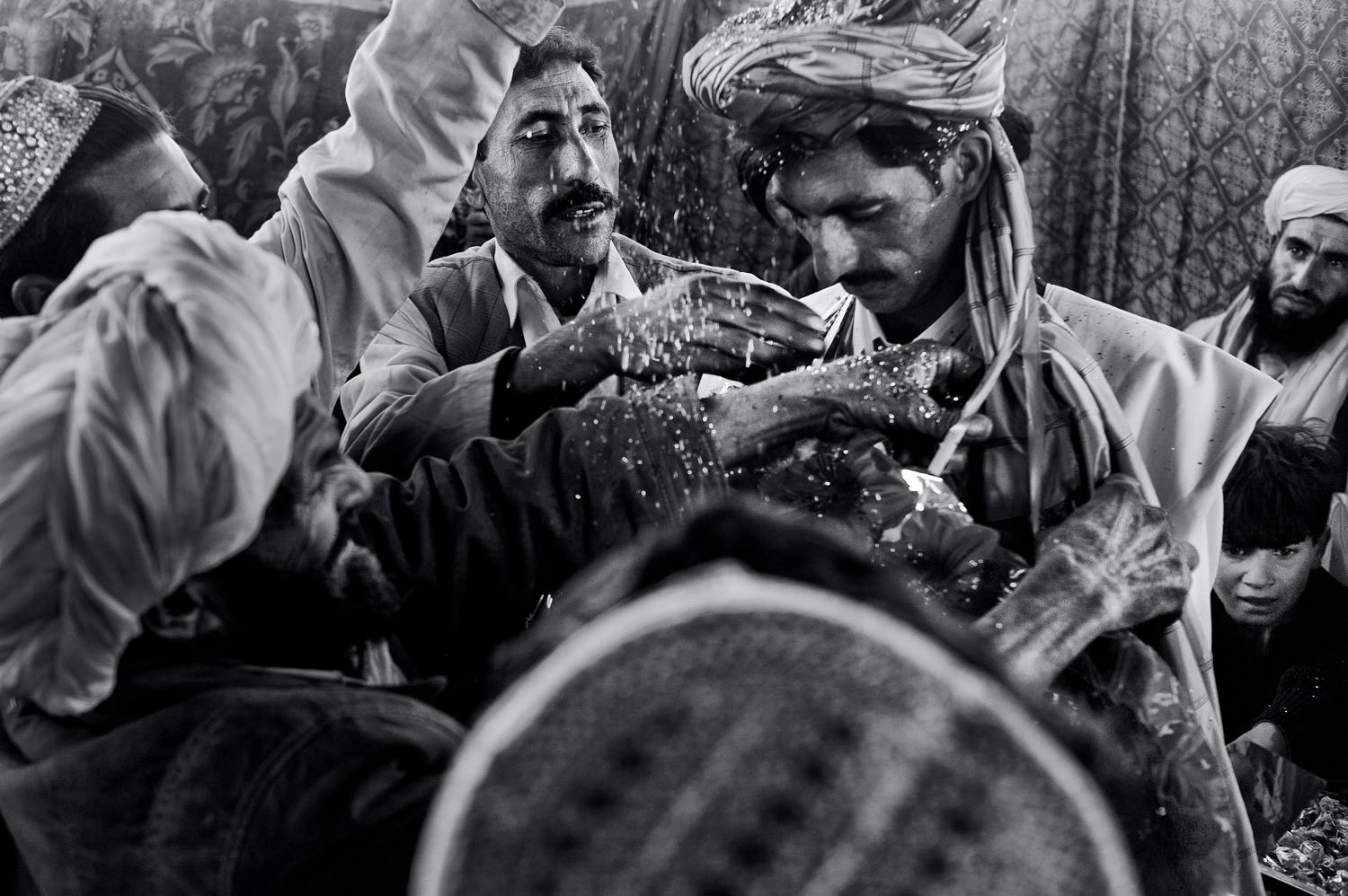 Kuchi nomads. Kabul, Afghanistan. 2012. Photo by Monika Bulaj.