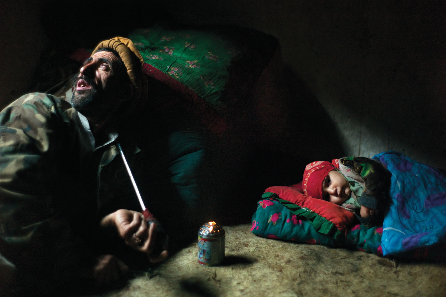 Shiite Muslims. Badakshan, Afghanistan. 2010. Photo by Monika Bulaj.