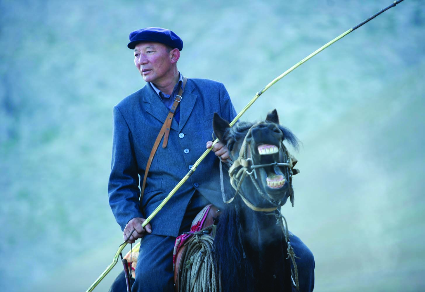 There are more than fifty recognized ethnic minorities in China; the Kazakhs are just one.