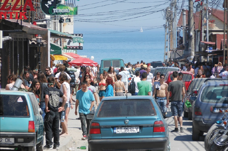 "Vama Veche has long been a getaway for ""free spirits"" and families alike."