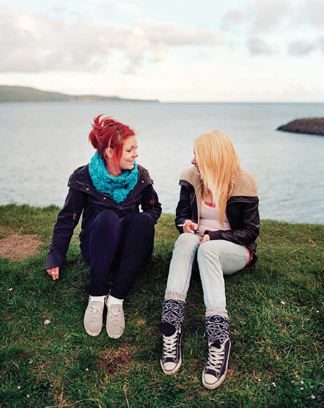 The last day of school, Tórshavn.