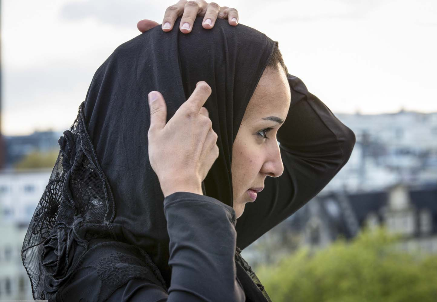 Manal al-Sharif, Oslo, Norway, 2012. (Oslo Freedom Forum)