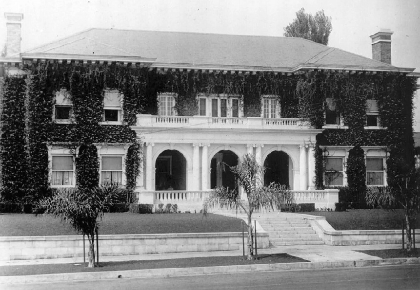 The Mansion, Los Angeles. (Courtesy of Children's Institute, Inc.)
