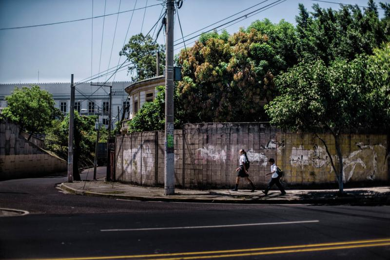 La Vega neighborhood, 2015. By Juan Carlos.