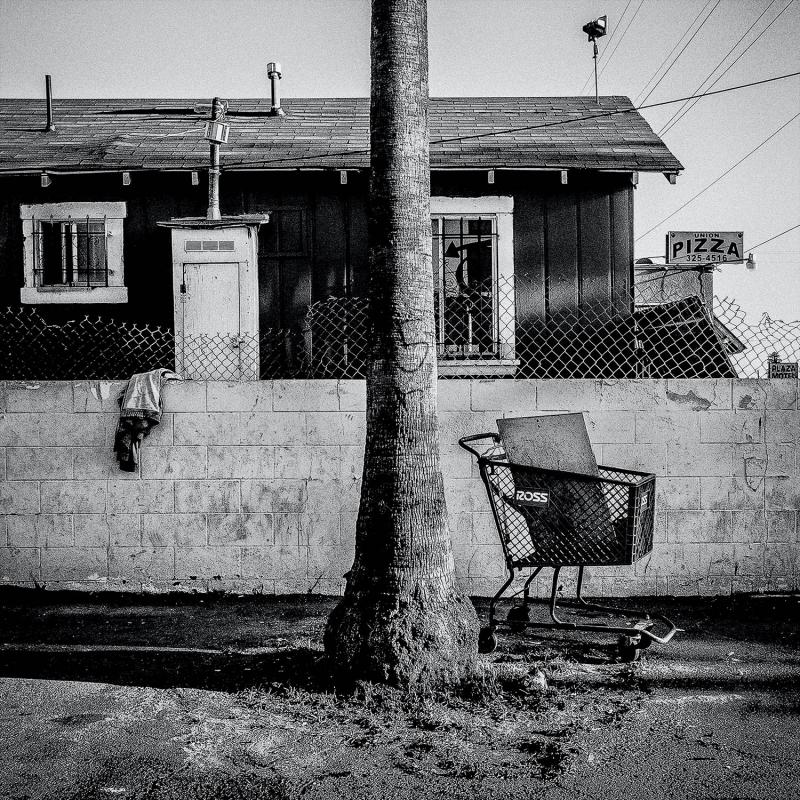 Shopping Cart. Bakersfield, CA. Population 347,483. Population living below poverty line: 20.4%.