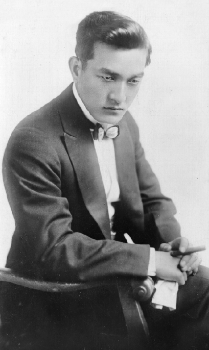 Sessue Hayakawa, circa 1929. (Hulton Archive/Getty Images)