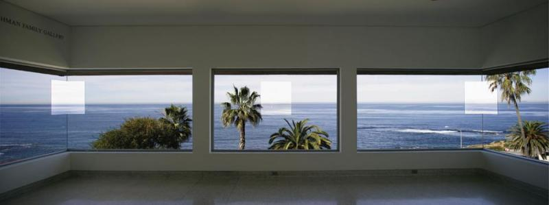San Diego Museum of Contemporary Art in La Jolla.